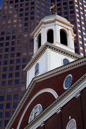 Around Faneuil Hall